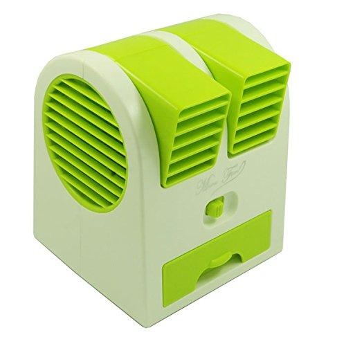 201  Dual Bladeless Mini Air Conditioner