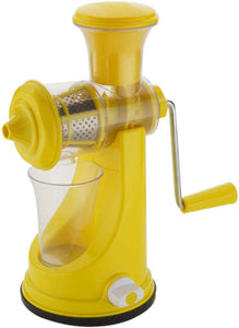 2012_Nano Manual Juicer for Fruits  (Multi Color)
