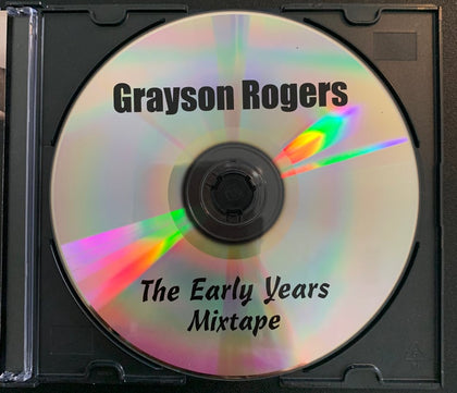 """The Early Years"" CD"
