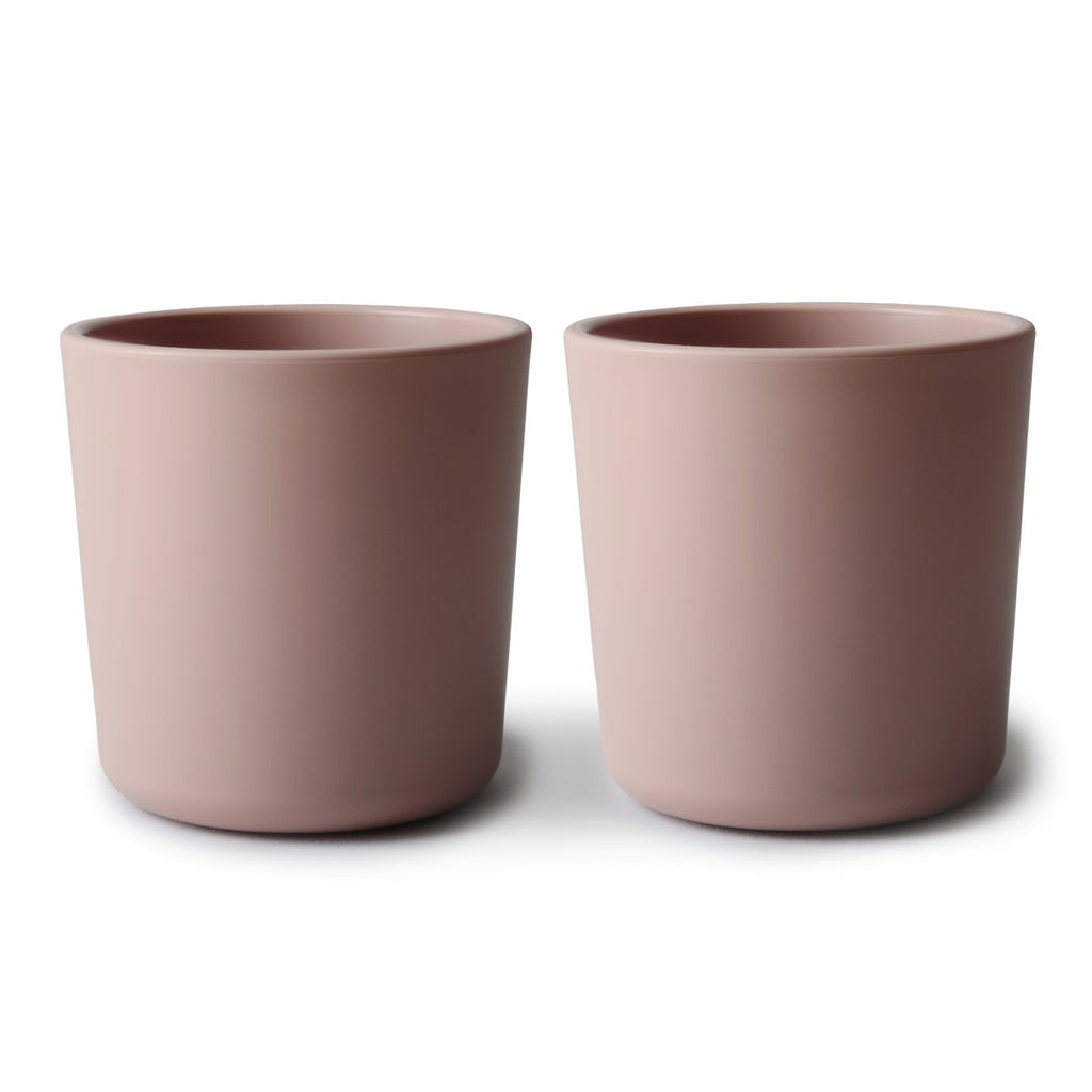 Set de vasos Mushie - Blush