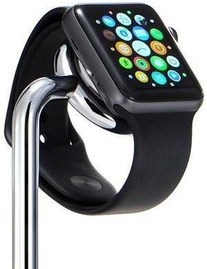 COTEetCI iWatch Stand Stainless Steel