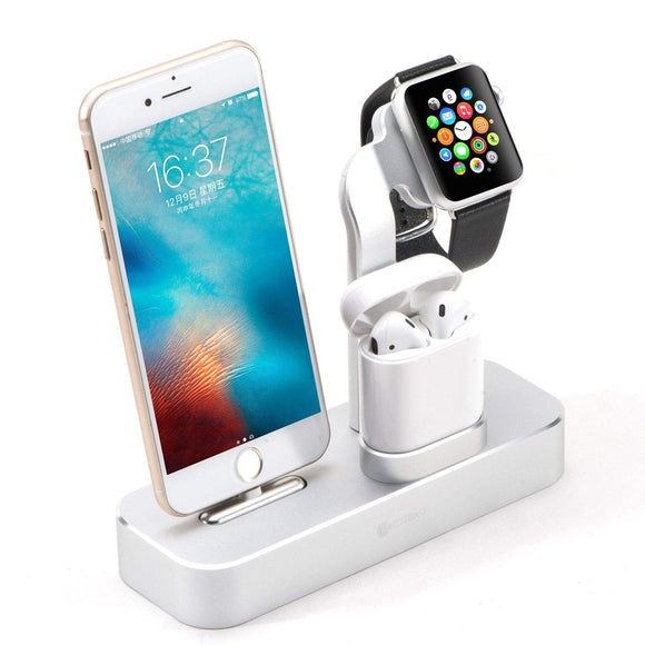 COTEetCI 3 IN 1 Charger Multifunction Charging Stand