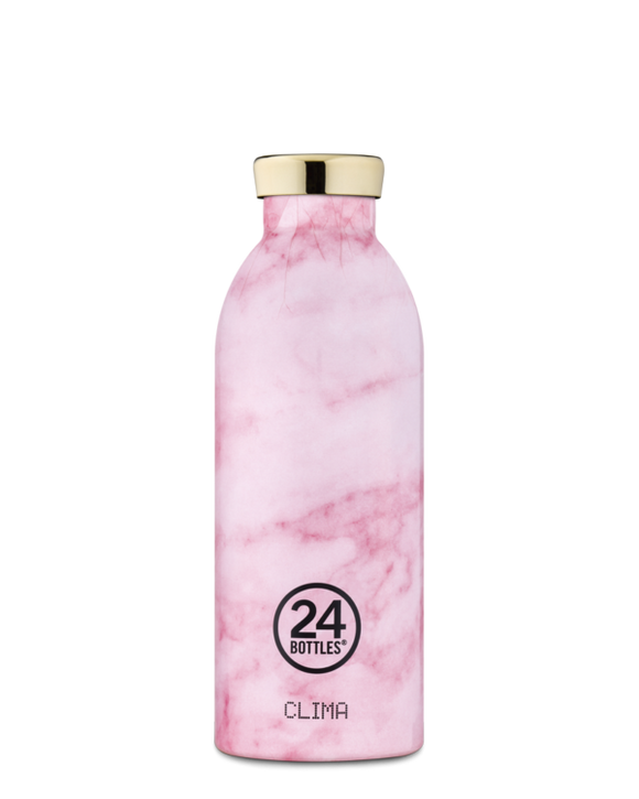 24 Bottle - Pink Marble