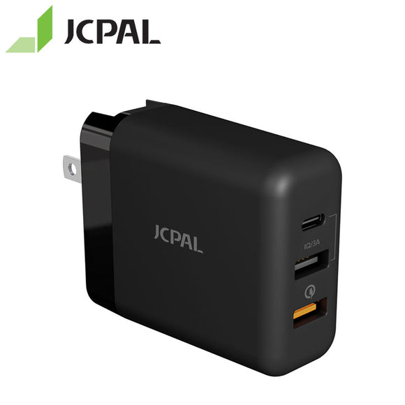 JCPAL Elex Series Multiport Travel Charger