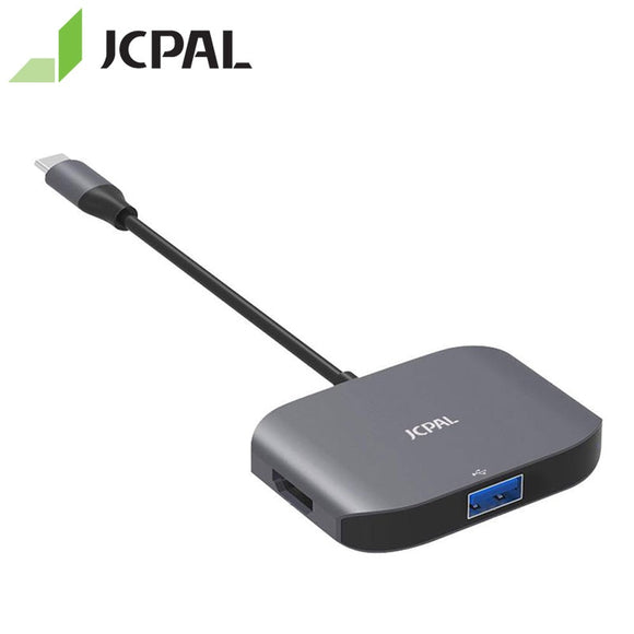 JCPAL USB-C To HDMI Adapter