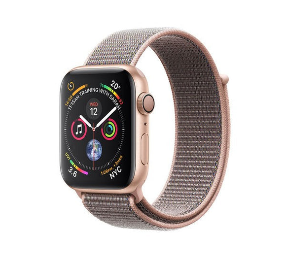 Apple Watch Series 4  Aluminium Case With Sport Loop Band GPS