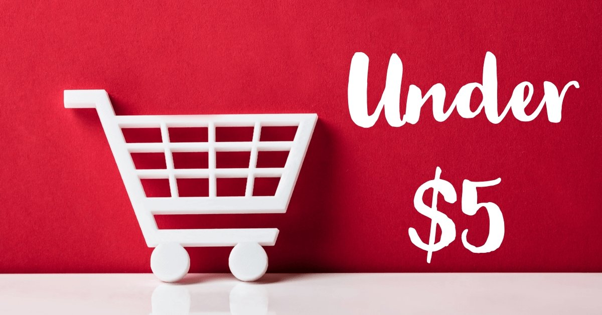 Under $5 | Darn Cheap Discounts