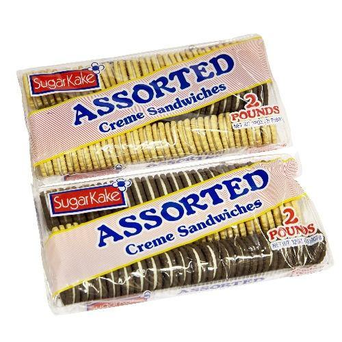 Assorted Creme Sandwiches - 25 oz - Darn Cheap Discounts