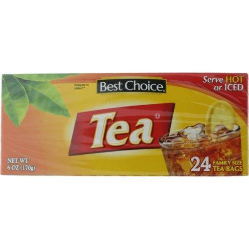 Best Choice Black Tea - 24 ct - Darn Cheap Discounts