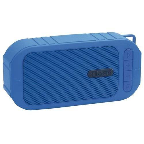 Billboard -Bluetooth Wireless Speaker Blue - Darn Cheap Discounts