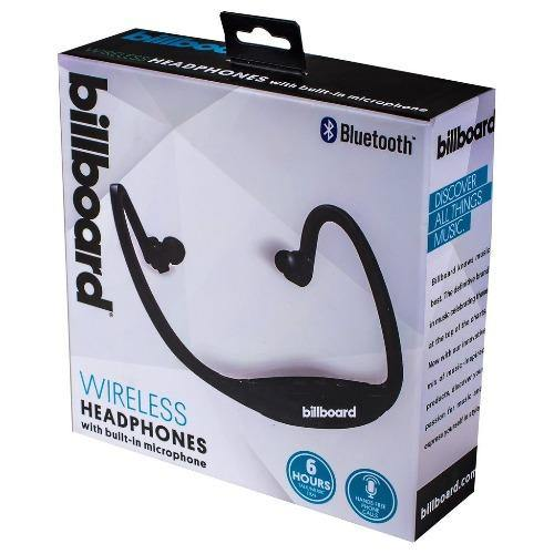 Billboard Wireless Headphones with Microphone - Darn Cheap Discounts