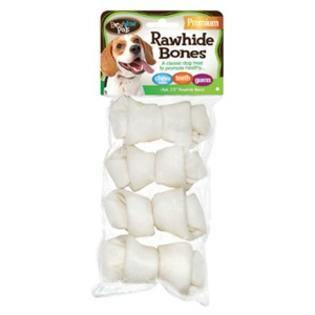 Bow Wow Pals - Raw Hide Bones - 3pk - Darn Cheap Discounts
