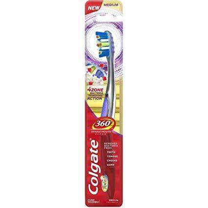 Colgate 360 Advanced 4-Zone Toothbrush - Darn Cheap Discounts
