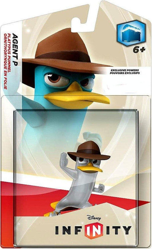 Disney Infinity Agent P Exclusive Game Figure- Crystal - Darn Cheap Discounts