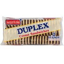 Duplex Creme Sandwiches - 25 oz - Darn Cheap Discounts