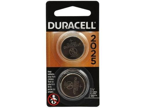 DURACELL 2025 - 3V Coin Battery - 2PK - Darn Cheap Discounts