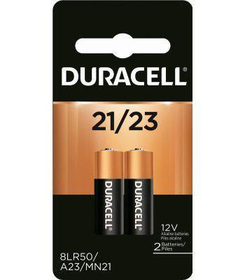 DURACELL - 21/23 - 12V Alkaline Batteries - 2 Pk - Darn Cheap Discounts