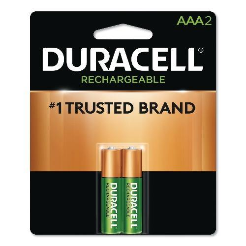 DURACELL Rechargeable AAA - 2pk - Darn Cheap Discounts