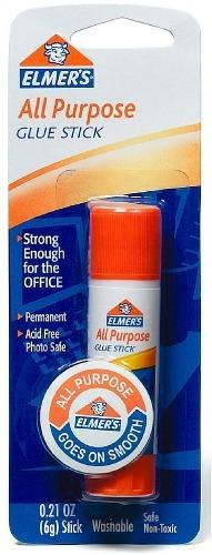 Elmer's All Purpose Glue Stick - 0.21 oz - Darn Cheap Discounts
