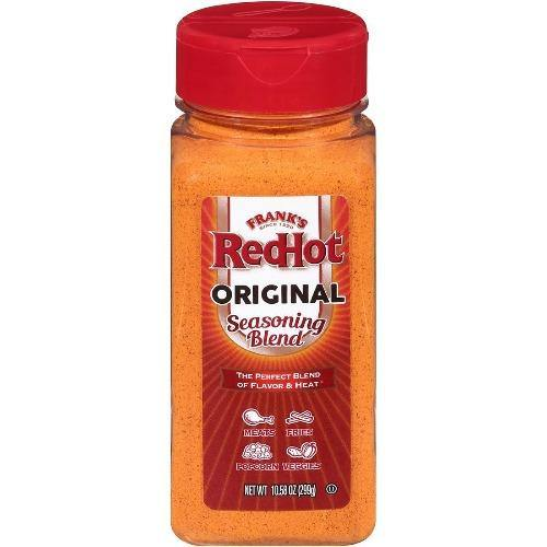 Franks RedHot Original Seasoning Blend - Darn Cheap Discounts