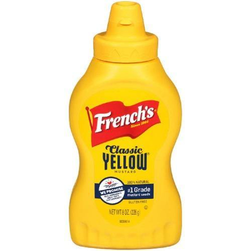 French's Classic Yellow Mustard - Darn Cheap Discounts