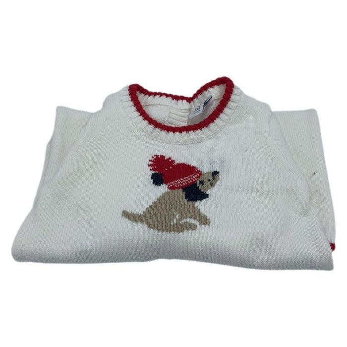 Janie and Jack Dog Christmas Jumper - Darn Cheap Discounts
