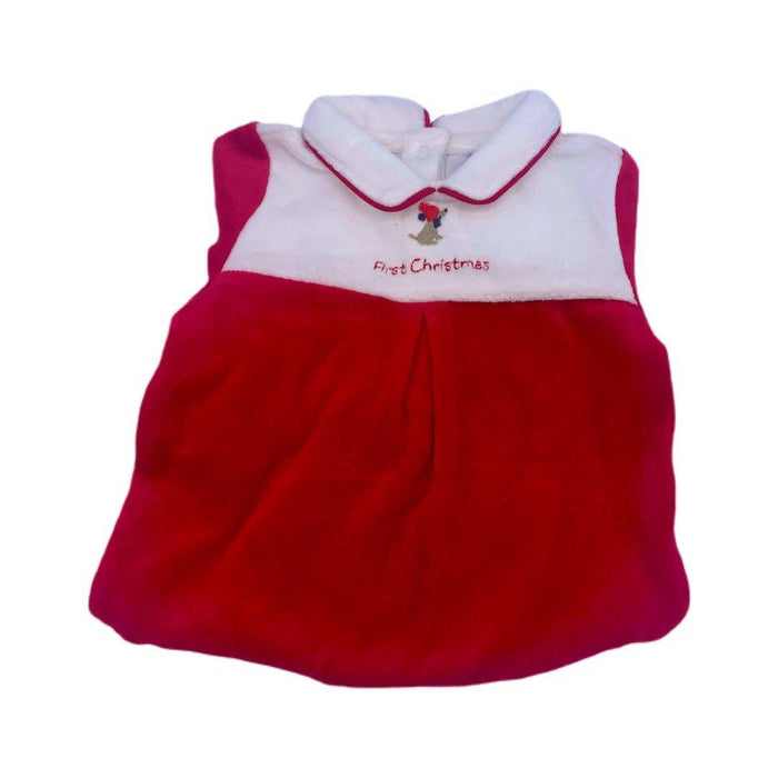 Janie and Jack First Christmas Jumpsuit - Darn Cheap Discounts