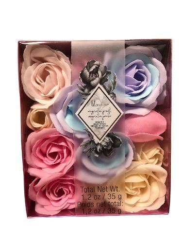 Lila Grace Magnolia Peach Scented Soap Petals - Darn Cheap Discounts