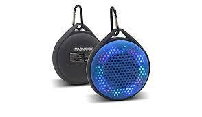 Magnavox Outdoor Bluetooth Waterproof Speaker With Color Changing Lights - Darn Cheap Discounts