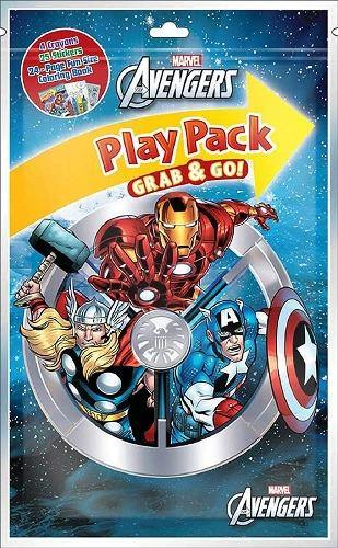 Marvel Avengers Play Pack - Darn Cheap Discounts