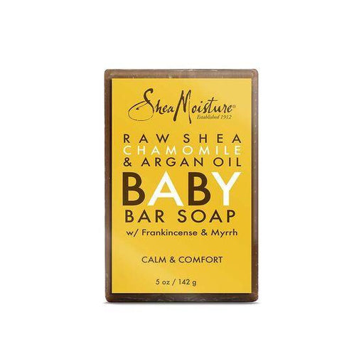 RAW SHEA CHAMOMILE & ARGAN OIL BABY BAR SOAP 5oz - Darn Cheap Discounts