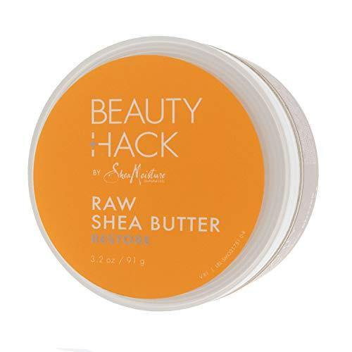 SheaMoisture Beauty Hack 100% Pure Raw Shea Butter - 3.2oz - Darn Cheap Discounts