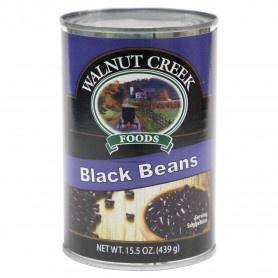 Walnut Creek Canned Black Beans 15.5oz - Darn Cheap Discounts