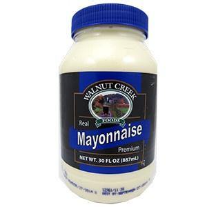 Walnut Creek Mayonnaise 30 fl oz - Darn Cheap Discounts