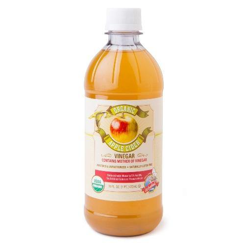 Woeber's Organic Apple Cider Vinegar 16 fl oz - Darn Cheap Discounts