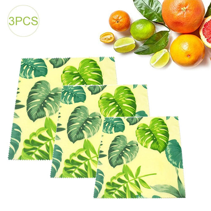 Beeswax Reusable Food Wrap Cloth