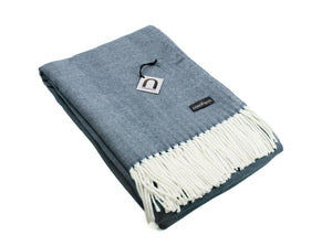 SKAGEN throw - dark blue