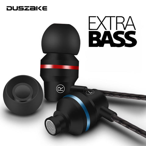 DUSZAKE In-Ear Headphones for samsung - WildTekPlus