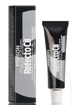 RefectoCil Lash and Brow Tint - R1 Black (BULK 12)