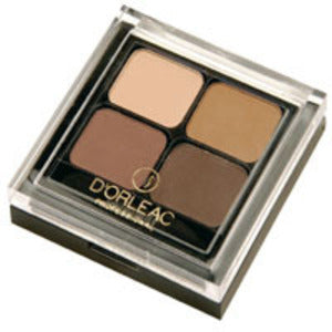 4 Colour Eyeshadow Compact