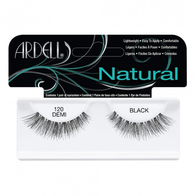 Ardell Natural Demi Strip Lashes 120 Black