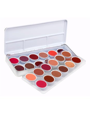 Lip Colour Pallet - 24 Colours