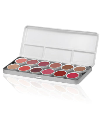 Lip Colour Pallet 12 Colours