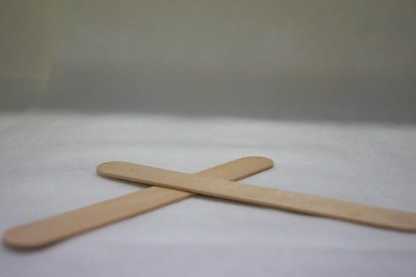 Wooden Spatula's - Regular (100)