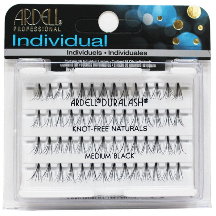 Ardell Duralash Naturals Medium Black 6pk