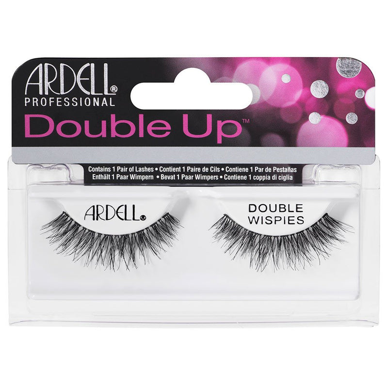 Ardell Double Up Wispies Black
