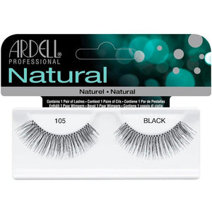 Ardell Natural Strip Lashes 105 Black
