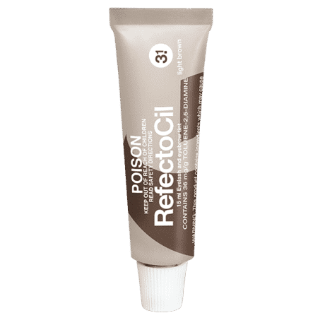 RefectoCil Lash and Brow Tint - R3.1 Light Brown