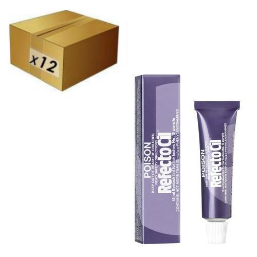 RefectoCil Lash and Brow Tint - R5 Purple (BULK 12)