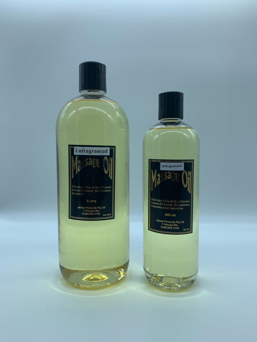 Unfragranced Massage Oil